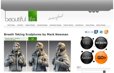 http://www.beautifullife.info/art-works/breath-taking-sculptures-by-mark-newman/