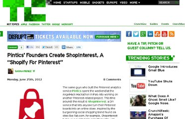http://techcrunch.com/2012/06/25/pintics-founders-create-shopinterest-a-shopify-for-pinterest/
