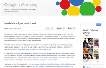 http://googleblog.blogspot.com/2012/06/in-schools-all-you-need-is-web.html