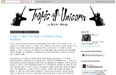 http://tropicofunicorn.blogspot.com/search?updated-max=2012-04-07T19:01:00-07:00&max-results=7