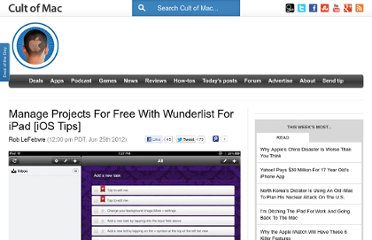 http://www.cultofmac.com/175466/manage-projects-for-free-with-wunderlist-for-ipad-ios-tips/