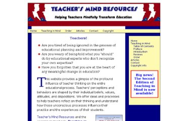 http://www.teachersmind.com/education.htm