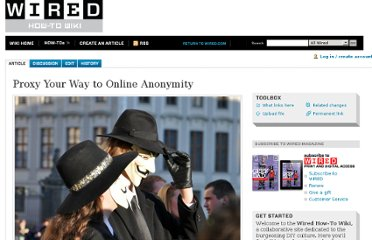 http://howto.wired.com/wiki/Proxy_Your_Way_to_Online_Anonymity