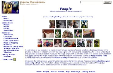 http://www.collectivewisdominitiative.org/people.htm