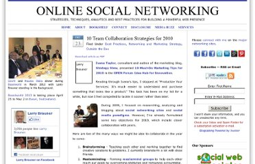 http://online-social-networking.com/10-team-collaboration-strategies-for-2010