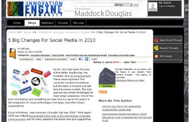 http://community.maddockdouglas.com/blog/entry/14908/5-Big-Changes-For-Social-Media-In-2010/
