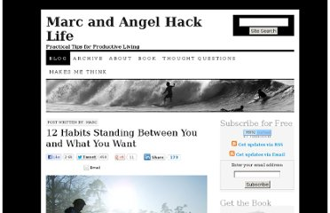 http://www.marcandangel.com/2012/06/25/12-habits-standing-between-you/#more-455