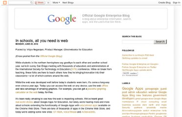 http://googleenterprise.blogspot.com/2012/06/in-schools-all-you-need-is-web.html