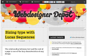 http://www.webdesignerdepot.com/2012/06/sizing-type-with-lucas-sequences/