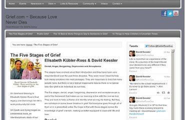 http://grief.com/the-five-stages-of-grief/