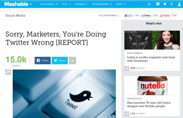 http://mashable.com/2012/06/26/marketers-failing-twitter-study/