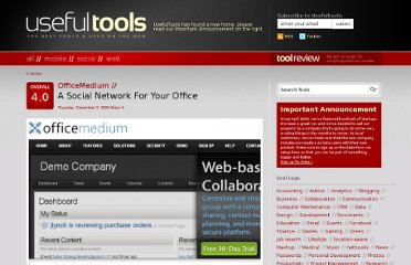 http://www.usefultools.com/2009/12/a-social-network-for-your-office/