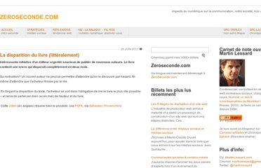 http://zeroseconde.blogspot.com/2012/06/la-disparition-du-livre-litteralement.html