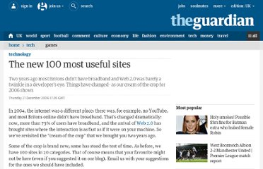 http://www.guardian.co.uk/technology/2006/dec/21/newmedia.media