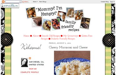 http://mommyimhungry.blogspot.com/2011/08/cheesy-macaroni-and-cheese.html