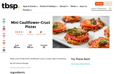 http://taste-for-adventure.tablespoon.com/2012/06/26/mini-cauliflower-pizza-crusts/