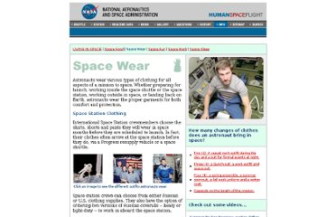 http://spaceflight.nasa.gov/living/spacewear/index.html
