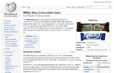 http://en.wikipedia.org/wiki/Milky_Way_(chocolate_bar)