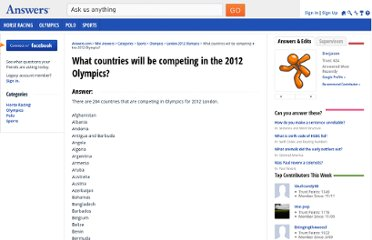 http://wiki.answers.com/Q/What_countries_will_be_competing_in_the_2012_Olympics