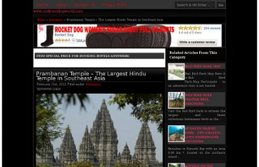 http://www.outtravelingworld.com/prambanan-temple-the-largest-hindu-temple-in-southeast-asia.html
