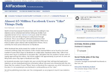 http://allfacebook.com/almost-65-million-facebook-users-like-things-daily_b15440