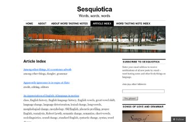http://sesquiotic.wordpress.com/article-index/