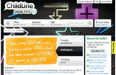 http://www.childline.org.uk/Pages/Home.aspx?gclid=CPOgp_Kf7rACFRIjfAodTjhLug