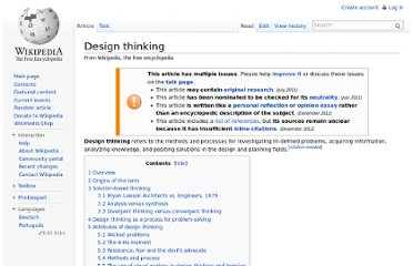 http://en.wikipedia.org/wiki/Design_thinking
