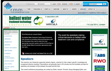 http://www.rivieramm.com/events/ballast-water-treatment-technology-conference-july-2011-29/speakers-399