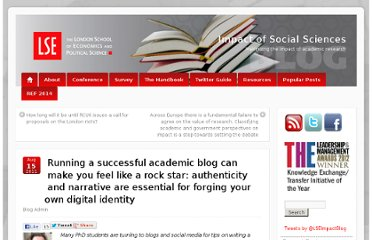 http://blogs.lse.ac.uk/impactofsocialsciences/2011/08/15/digital-identity-blogging-thesis-whisperer/
