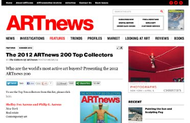 http://www.artnews.com/2012/06/26/the-artnews-200-top-collectors/