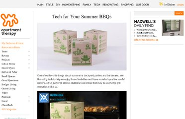 http://www.apartmenttherapy.com/tech-for-your-summer-bbqs-172675