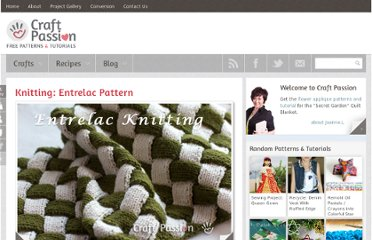 http://www.craftpassion.com/2012/05/knitting-entrelac-pattern.html