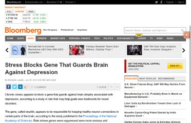 http://www.bloomberg.com/news/2012-06-25/stress-blocks-gene-that-guards-brain-against-depression.html