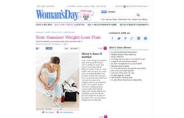 http://www.womansday.com/health-fitness/diet-weight-loss/summer-weight-loss-plan#slide-1