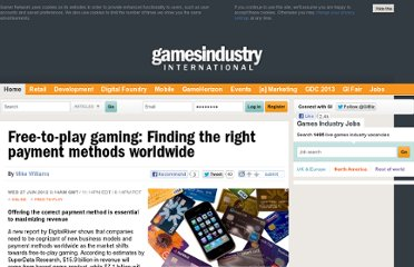 http://www.gamesindustry.biz/articles/2012-06-27-free-to-play-gaming-and-payment-methods-worldwide