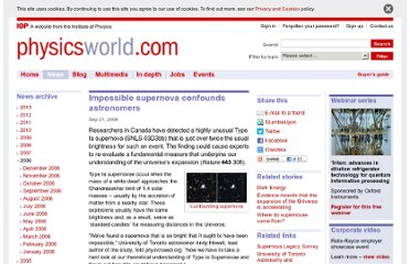 http://physicsworld.com/cws/article/news/2006/sep/21/impossible-supernova-confounds-astronomers