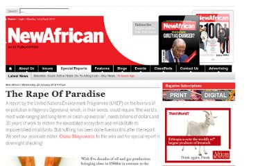 http://www.newafricanmagazine.com/special-reports/sector-reports/the-curse-of-oil/the-rape-of-paradise