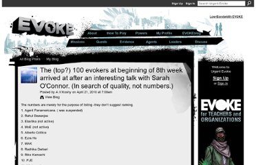 http://www.urgentevoke.com/profiles/blogs/the-top-100-evokers-at