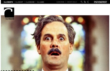 http://www.fastcocreate.com/1680999/4-lessons-in-creativity-from-john-cleese