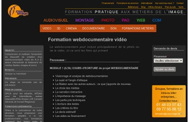 http://www.crea-image.net/formation-webdocumentaire-video