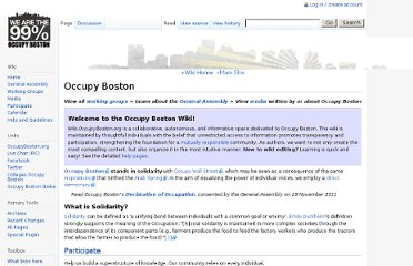 http://wiki.occupyboston.org/wiki/Occupy_Boston