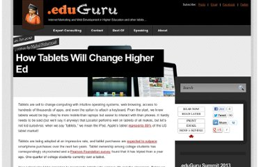 http://doteduguru.com/id8265-how-tablets-will-change-higher-ed.html