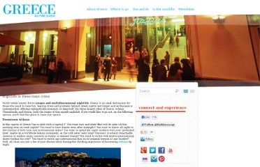 http://www.visitgreece.gr/en/leisure/going_out/nightlife_in_three_main_cities