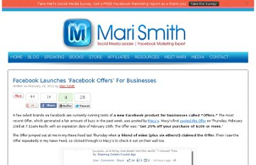 http://www.marismith.com/facebook-launches-facebook-offers-for-businesses/#