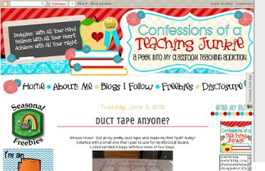 http://confessionsofateachingjunkie.blogspot.com/2012/06/duct-tape-anyone.html