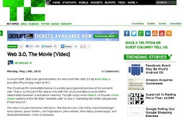 http://techcrunch.com/2010/05/10/web-30-movie/
