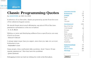 http://www.stormconsultancy.co.uk/blog/development/classic-programming-quotes/