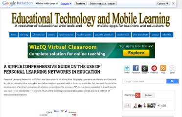 http://www.educatorstechnology.com/2012/06/simple-comprehensive-guide-on-use-of.html