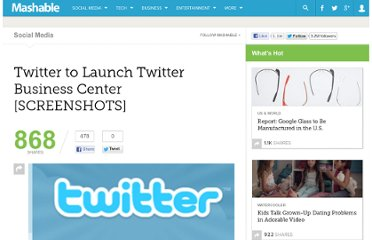 http://mashable.com/2010/05/10/twitter-business-center-toolkit/